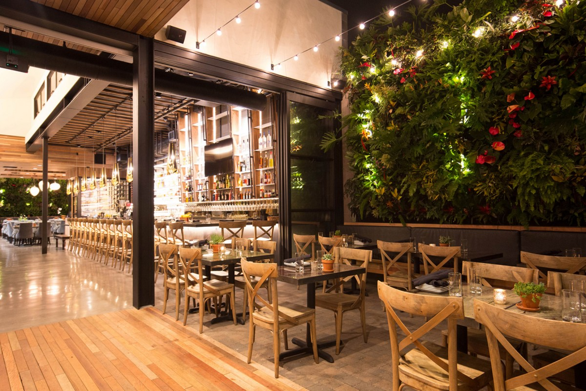 learn more - Restaurant Patio