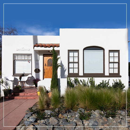 Pasquale and Nunzia Antonicelli House <br> San Diego, CA